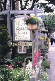 Lazy Susan Cafe in Cannon Beach